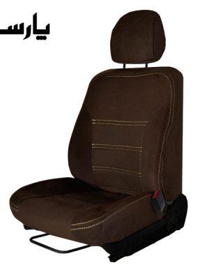 روکش صندلی پژو 405 جدید کد 125
