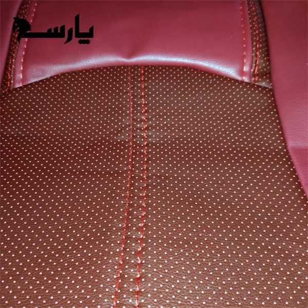 روکش صندلی تمام چرم 206 ، 207 و رانا جدید